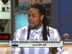 Video - Seattle Seahawks cornerback Richard Sherman expresses frustrations with Rooney Rule