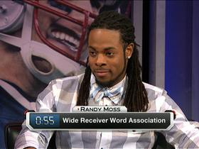 Video - Seattle Seahawks defensive back Richard Sherman plays wide receiver word association