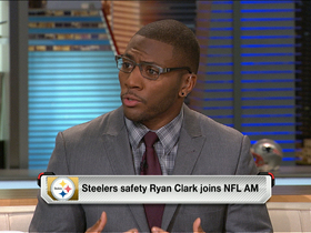 Video - Pittsburgh Steelers safety Ryan Clark defends linebacker LaMarr Woodley's commitment to team