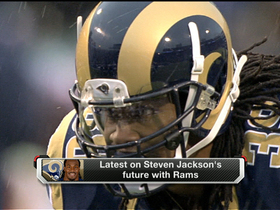 Video - Will Steven Jackson be back in St. Louis?