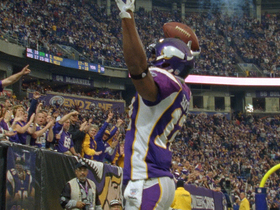Video - Percy Harvin to stay a Viking?