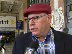 Video - Bruce Arians keeping all options open at QB