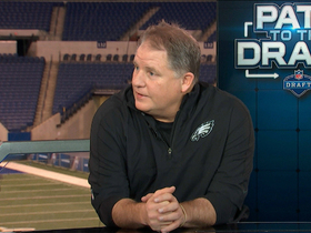 Video - Chip Kelly talks first combine