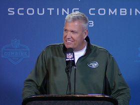 Video - New York Jets coach Rex Ryan: 'I'm going to coach whoever is here'