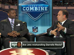 Video - Are the Jets mishandling Darrelle Revis?