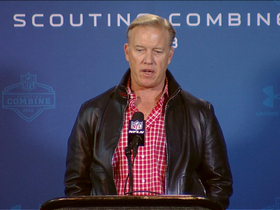 Video - John Elway on if Denver Broncos quarterback Peyton Manning met expectations