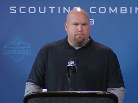 Watch: Cardinals GM Steve Keim talks quarterback