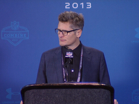 Watch: Dimitroff talks tight ends