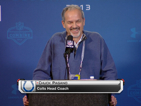 Watch: Pagano reflects on rollercoaster season