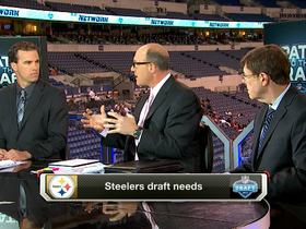 Video - Who should Pittsburgh Steelers draft?