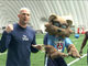 Watch: Hasselbeck&#039;s tips on the 40-yard dash
