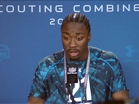 Watch: Lattimore optimistic about road to recovery