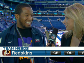 Video - Alfred Morris shares his combine memories