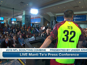 Watch: Can Manti Te'o be the next Ray Lewis?