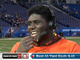 Watch: Warmack learns his 40 time