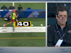 Watch: Te'o disappoints Harbaugh