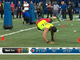 Watch: Tumbling Te'o