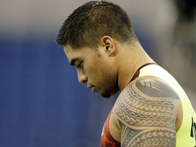 Watch: Manti Te'o's limitations