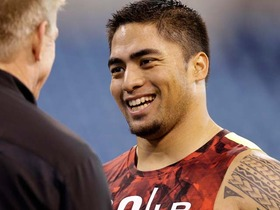 Watch: How will combine affect Manti Te'o's draft stock?