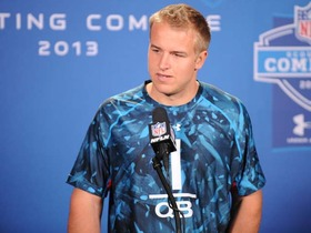 Watch: What is a team getting in Matt Barkley?