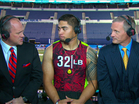 Watch: Manti Te'o reflects on the combine
