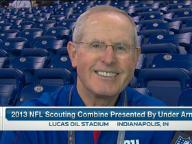 Video - Combine through Tom Coughlin's eyes
