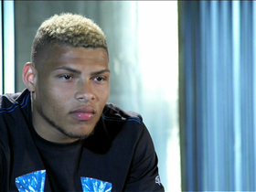 Watch: Tyrann Mathieu: Football first