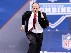 Watch: Rich Eisen runs the 40