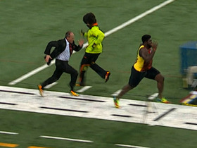 Watch: Analyzing Rich Eisen's run