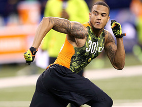 Watch: Best of the DBs at the combine