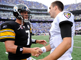 Best AFC QB: Flacco vs. Roethlisberger