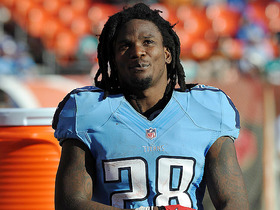 Video - Tennessee Titans running back Chris Johnson: Had 'doubts' about return to Titans