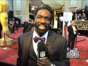 Video - Ed Reed on the Oscars red carpet