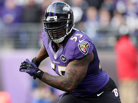 Video - Baltimore Ravens linebacker Terrell Suggs unleashes on New England Patriots
