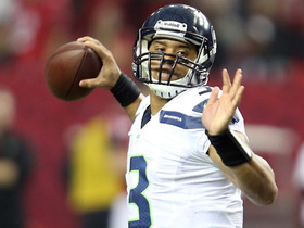 Video - Russell Wilson on the art of the deep ball
