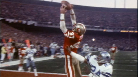 Re Watch The Catch From Dwight Clark And Joe Montana