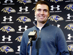 Flacco feels 'pretty normal' after record-breaking contract