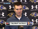 Watch: Say what, Joe Flacco?