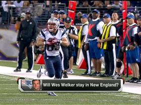 Video - Will wide receiver Wes Welker stay in New England?