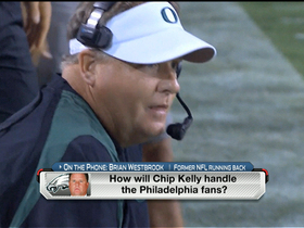 Video - Brian Westbrook talks Chip Kelly and Andy Reid