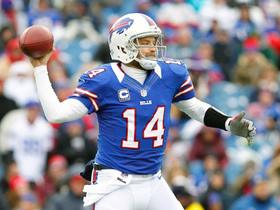 Bills release QB Ryan Fitzpatrick