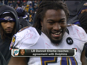 Video - Dannell Ellerbe taking his talents to South Beach
