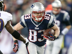 Video - Wes Welker's relationship with New England Patriots fraying