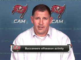 Video - Greg Schiano talks Dashon Goldson signing