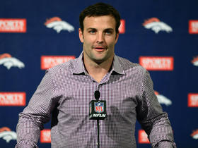 Video - Wes Welker: I pitched myself to Denver Broncos