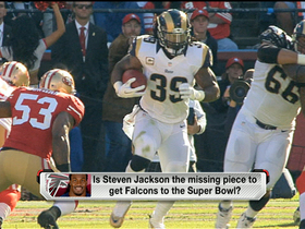 Video - Does Steven Jackson put the Atlanta Falcons over the top?