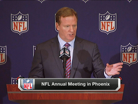 Video - NFL Commissioner Roger Goodell on Baltimore Ravens' home opener