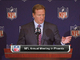 Watch: Commissioner Goodell on Ravens' home opener