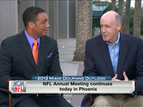 Video - Miami Dolphins head coach Joe Philbin joins 'NFL AM'