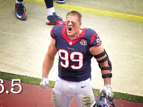 Watch: 2012 Best of J.J. Watt: Sacks